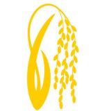 Rijst vector illustratie