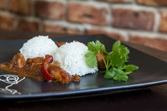 Rijst stock fotografie