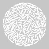 Rijst stock illustratie