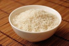 Rijst in een Kom 2 Stock Fotografie