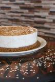 Rijst en melkcake stock afbeeldingen