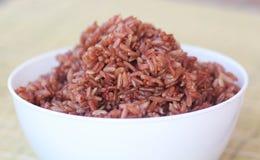 Rijstbes stock afbeelding