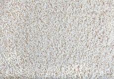 Rijsttextuur, witte rijstkorrel Stock Foto's