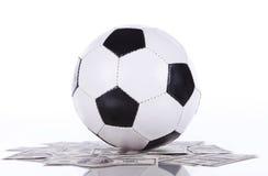 rik fotbollsport royaltyfria foton