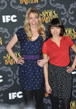Riki Lindhome et Kate Micucci Photographie stock