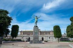 Riksdag Parliament Building In Stockholm Stock Image