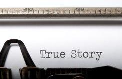 Riktig berättelse