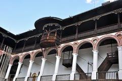 Rila balcony Royalty Free Stock Photo