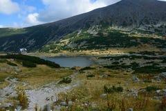 Rila berg Fotografering för Bildbyråer