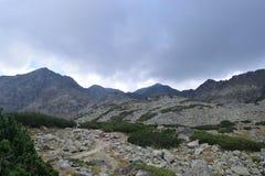 Rila berg Arkivbild