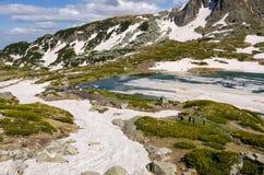Rila-Berge Lizenzfreies Stockbild