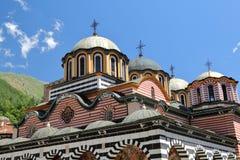 RILA, BULGÁRIA: O monastério de Rila Imagens de Stock