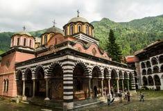 RILA, BULGARIA August 19th: RILA MONASTERY OF SAINT IVAN RILSKI, PART Of UNESCO HERITAGE Stock Photos