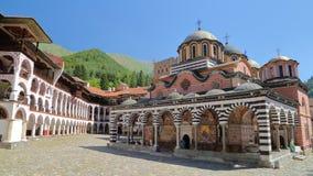 RILA, BULGARIA: The Rila monastery Stock Images