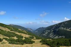 Rila góra Obrazy Stock