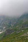 Rila góra blisko Siedem Rila jezior Obraz Stock
