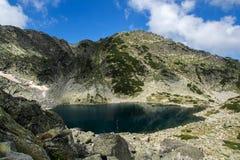 Rila góra, Musalenski jeziora Fotografia Royalty Free