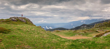 Rila góry Obraz Royalty Free