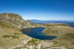 Rila jezioro kidny zdjęcie royalty free