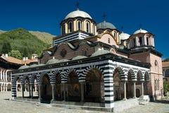 rila klasztoru Zdjęcia Royalty Free