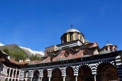 Rila kloster Royaltyfri Foto