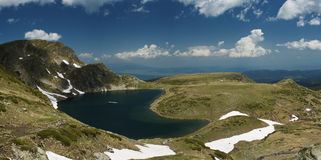 Rila lake Stock Photos