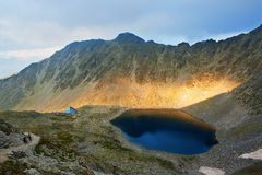 The Rila Lake Stock Photography