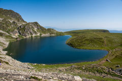 Rila lakes Royalty Free Stock Image