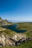 Rila lakes. National park the seven Rila lakes (Bulgaria Royalty Free Stock Image