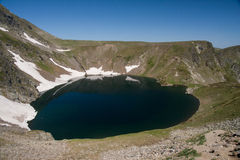 Rila lakes Stock Photo