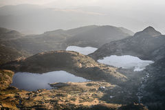 Rila Lakes, Bulgaria Royalty Free Stock Photos