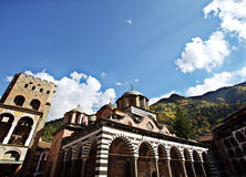Rila monastery Royalty Free Stock Photos