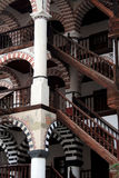 Rila Monastery. The Monastery of Saint Ivan of Rila,is the largest and most famous Eastern Orthodox monastery in Bulgaria. Originally build during the 14th Royalty Free Stock Photos