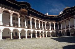 Rila monastery. The most famous monastery in Bulgaria Stock Photography