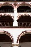 Rila Monastery Balconies Stock Images