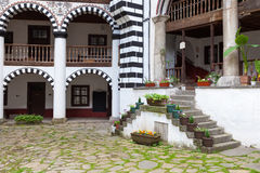 Rila Monastery Building royalty free stock images