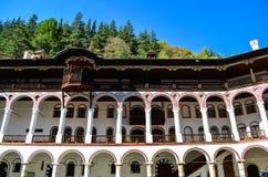 Rila Monastery,Bulgaria Stock Images