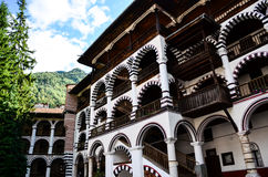 Rila Monastery,Bulgaria Royalty Free Stock Photography