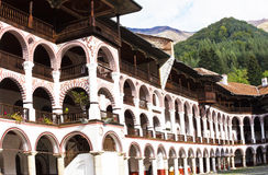 Rila Monastery, Bulgaria Royalty Free Stock Images