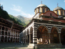 Rila Monastery 2 Royalty Free Stock Photos