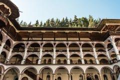 Rila Monastery Royalty Free Stock Photography