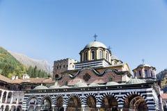 Rila Monastery  in  Rila Mountain Stock Photo
