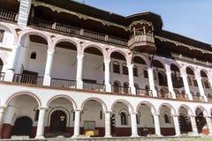Rila Monastery  in  Rila Mountain Stock Images