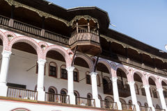 Rila Monastery  in  Rila Mountain Royalty Free Stock Photos