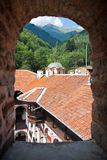 Rila Monastery Roof Royalty Free Stock Photo