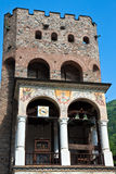 Rila Monastery Tower Stock Images