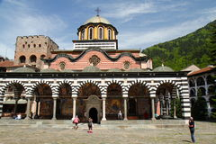 Rila monastery Royalty Free Stock Photography