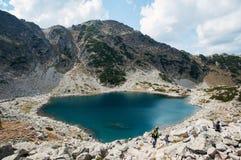 Rila mountain in Bulgaria Royalty Free Stock Photos
