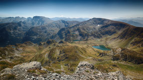 Rila Mountain, Bulgaria Stock Image