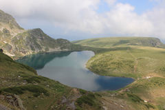 Rila mountain in Bulgaria Stock Photo